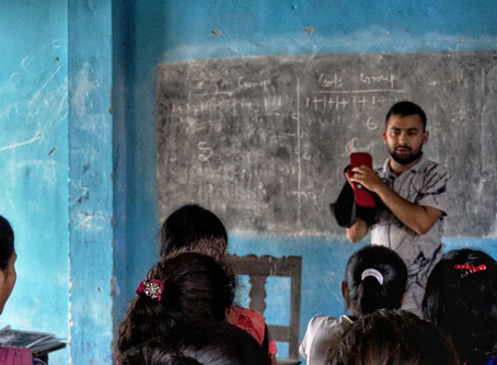 One Man's Quest Towards Eco-friendly Menstrual Practices in Nepal