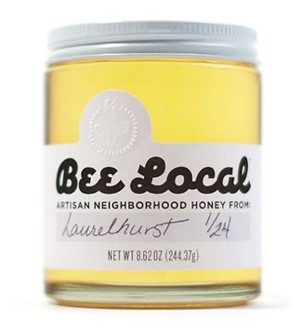 Bee Local honey