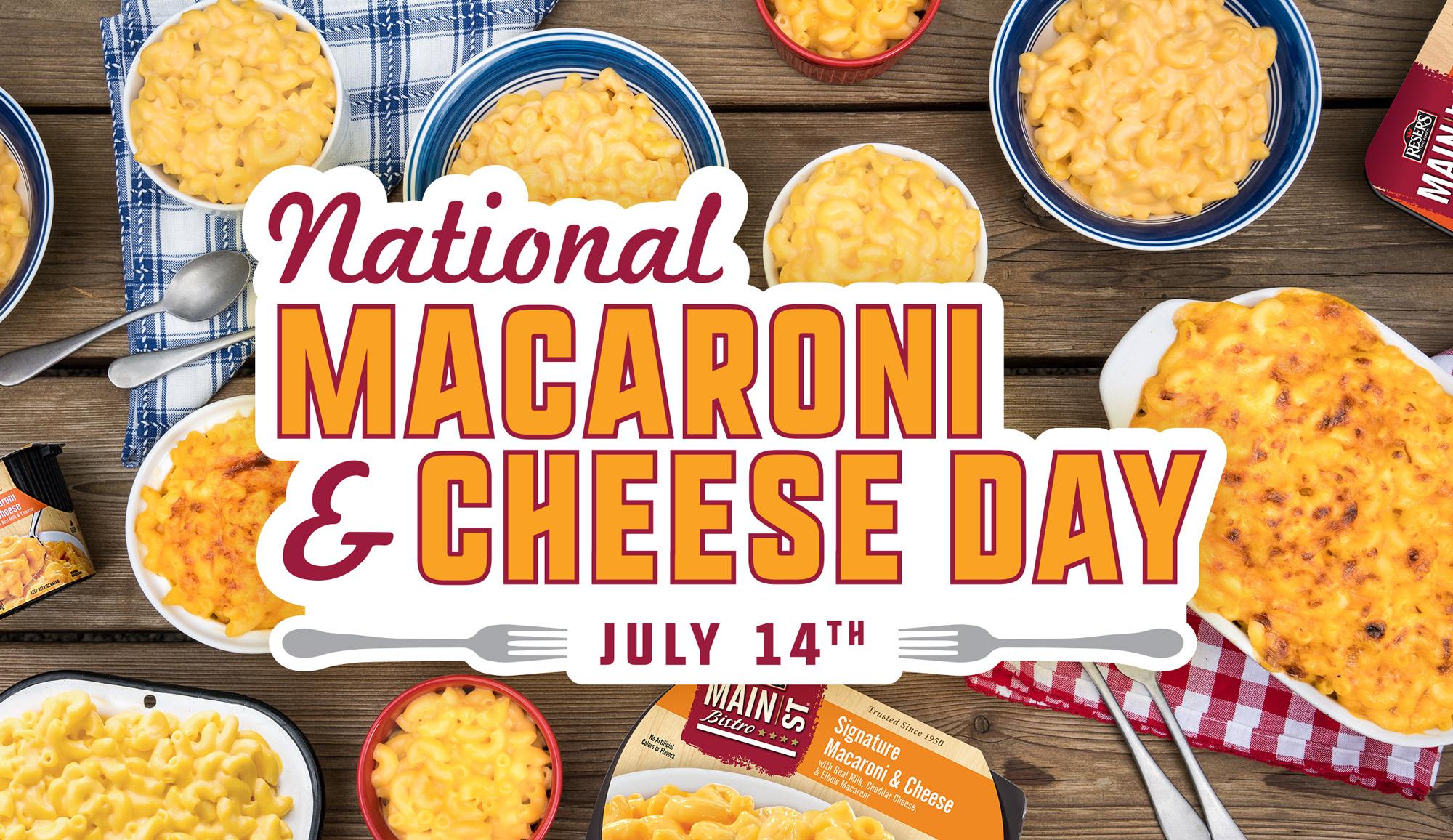 Mac & Cheese Holiday