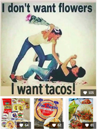 Bring us tacos!