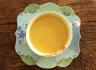 Rezept: Die Goldene Wundermilch