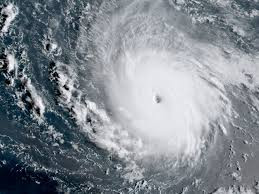 Irma... Massive Cat 4 Hurricane!