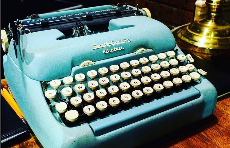 My Favorite Typewriter