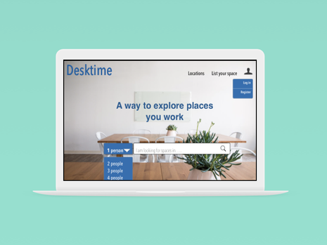 Desktime/Deskpass: A Multi-Business Exploration in UX Strategy