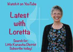 Latest with Loretta Promo copy