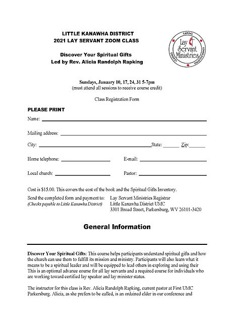 January 21 class registration form_Page_