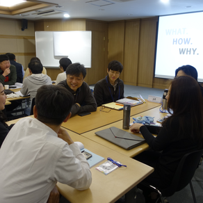2018년 와이즈유(영산대) 세대융합창업캠퍼스 창업팀 입소교육 및 멘토링 캠프