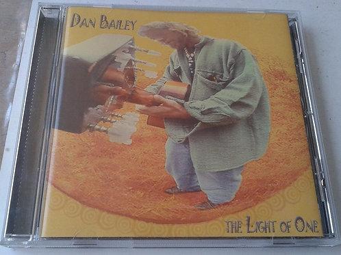Dan Bailey - The Light of One - CD