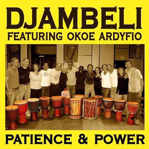Djambeli: Patience & Power - CD