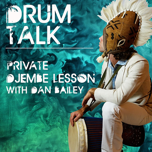 Private Djembe Lesson - Hamptons or NYC
