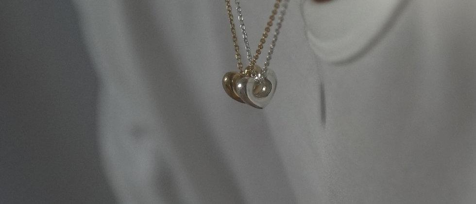 LIA Necklace Silver