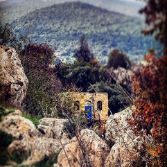 NAZARETH AND SEA OF GALILEE