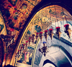 Church of the Holy Sepulcher in Jerusale