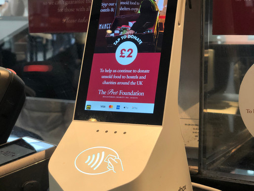 UK SME Goodbox Partners With Pret Foundation To Support Cashless Fundraising For Homeless Charities