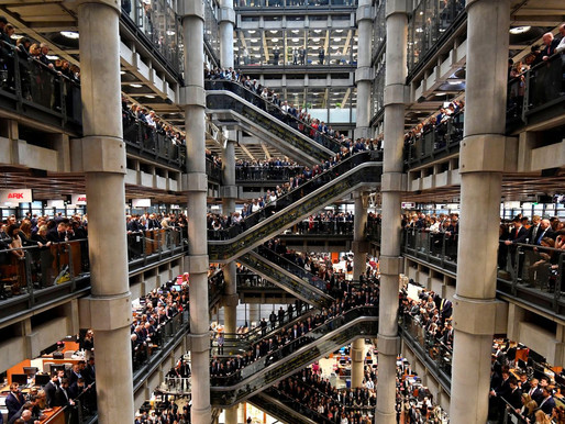 Lloyd's of London to pay out up to £3.5bn over pandemic