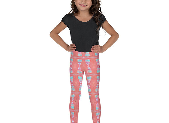 Kid's Doll House Leggings