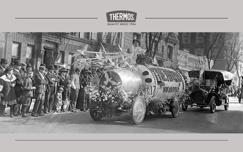 30. августа 1904 день рождения THERMOS
