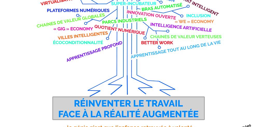 Réinventer le travail face à la réalité augmentée