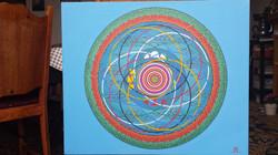 Mandala Cosmique