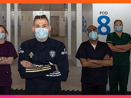 Leeds United เปิดสนามเป็นศุนย์ฉีดวัคซีนCovid19ให้บริการประชาชน
