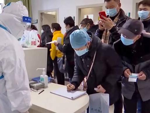ยอดติดเชื้อไวรัสโคโรนายังเพิ่มขึ้นต่อเนื่องวันละ 1000 คน