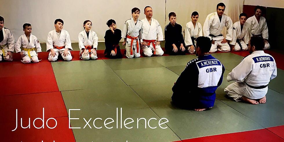 Ashley McKenzie Master Class