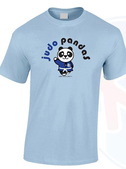 Judo Panda T-shirt