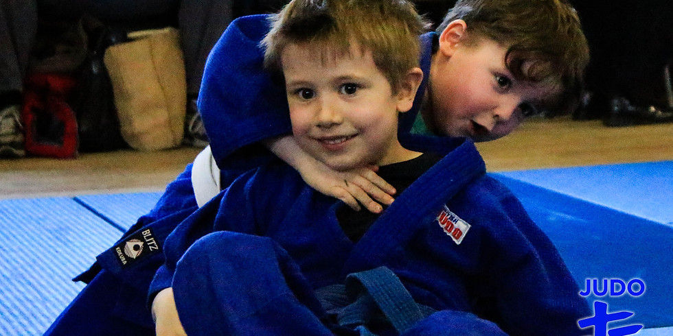Judo Excellence Christmas Competition