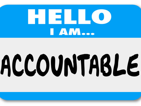 Advocate's Accountability to clients