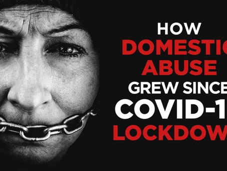 Domestic violence during lockdown and Govt actions to provide relief