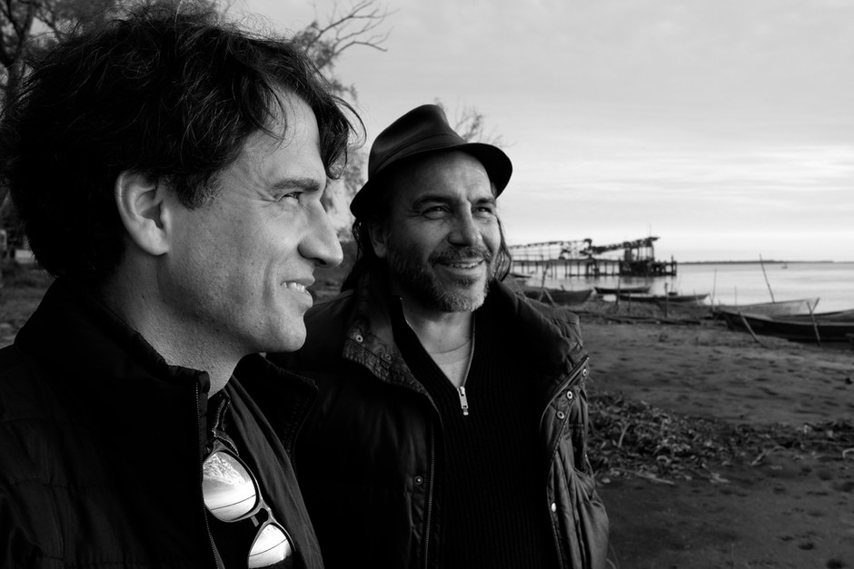 "Baptiste Trotignon & Minino Garay  La Paz (Entre Rios) Argentina ""Chimichuri"""