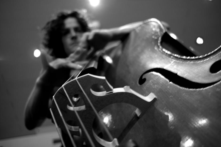 Leonardo Terrugi Double Bass Player