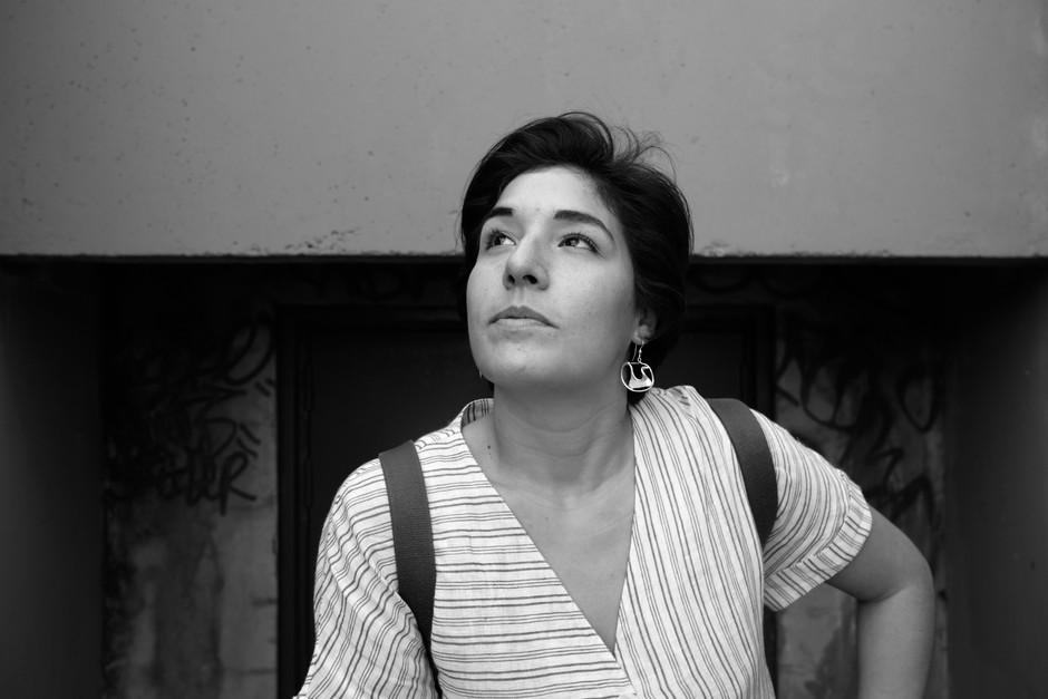 Elodie Bouny  Guitarist, Composer, Arranger, RIo de Janeiro