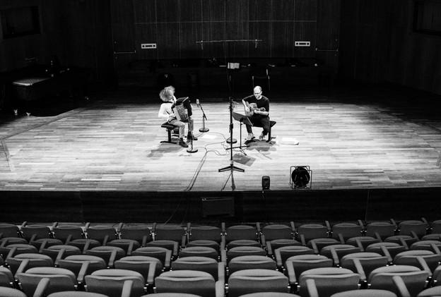 Recording, Lugano