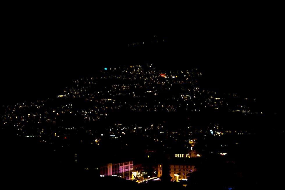Lugano, by Night