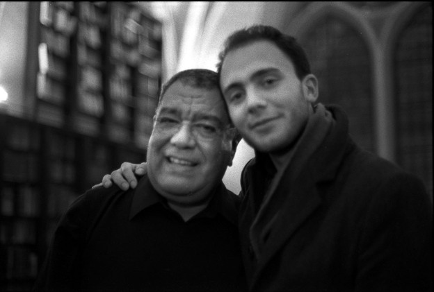 With Dino Saluzzi