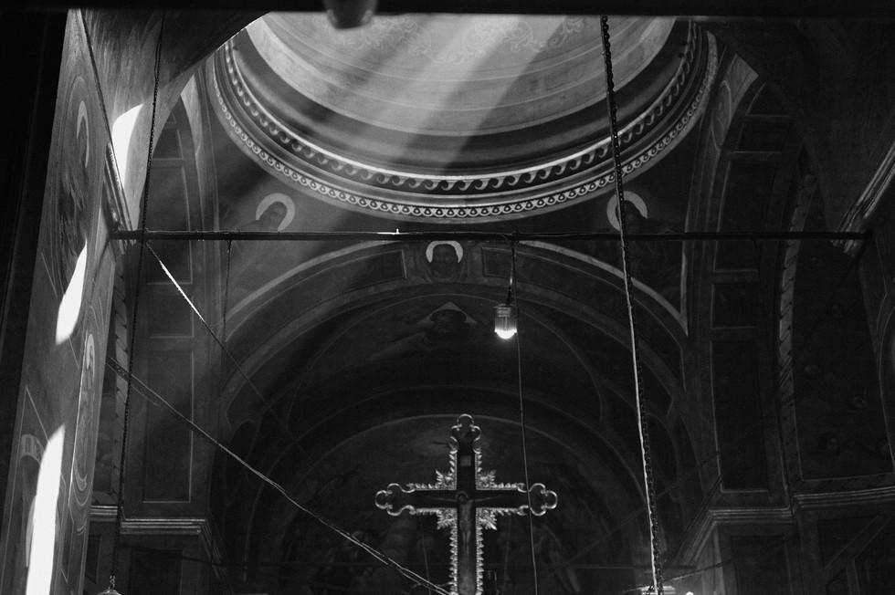 Bucarest Orthodox Church