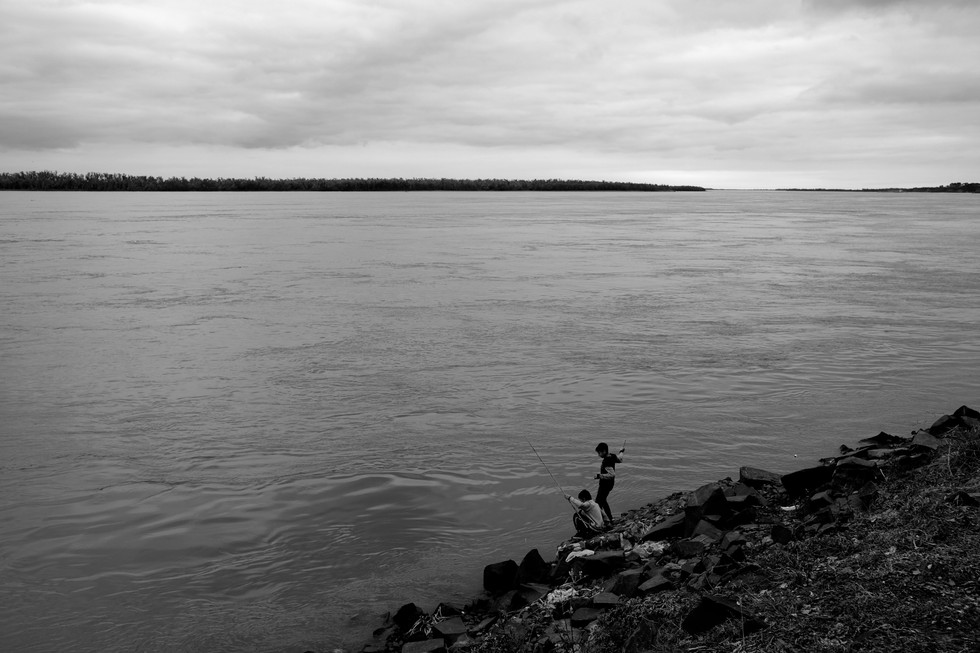 Rio de la Paz, Argentina Fisher Boys