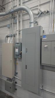 400A Heater Panel
