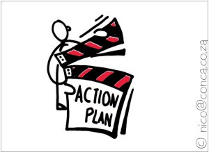 From Setting Goals to Implementing Action Plans