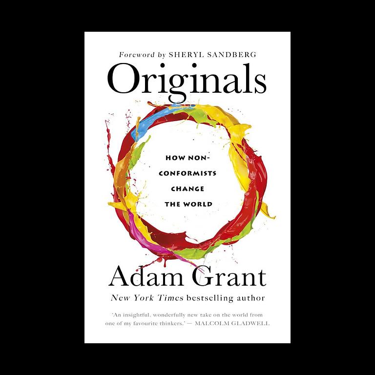 Engrow eBookclub: Originals: How Non-Conformists Move the World