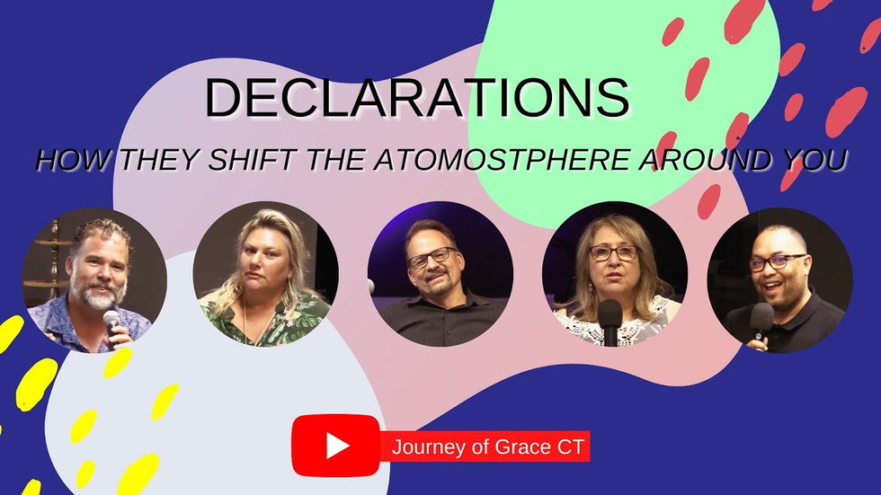 Declarations - How They Shift The Atmostphere Around You