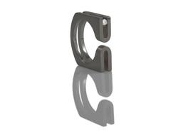 Fold Ring_BLACK