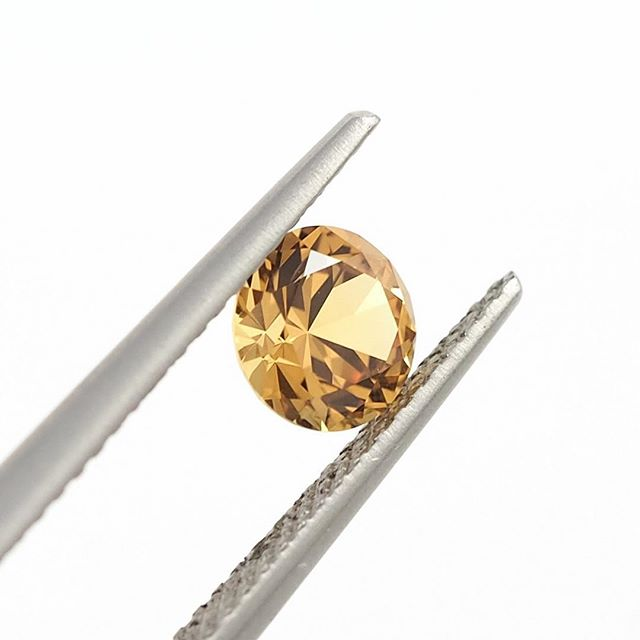 Hey, where'd the sun go_ Must have hidden in this sapphire... A beautiful 0.88ct yellow sapphire awa