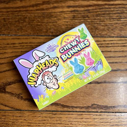 Sour Warheads Chewy Bunnies