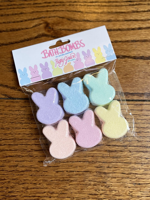 Bunny Bath Bombs- Pack of Six