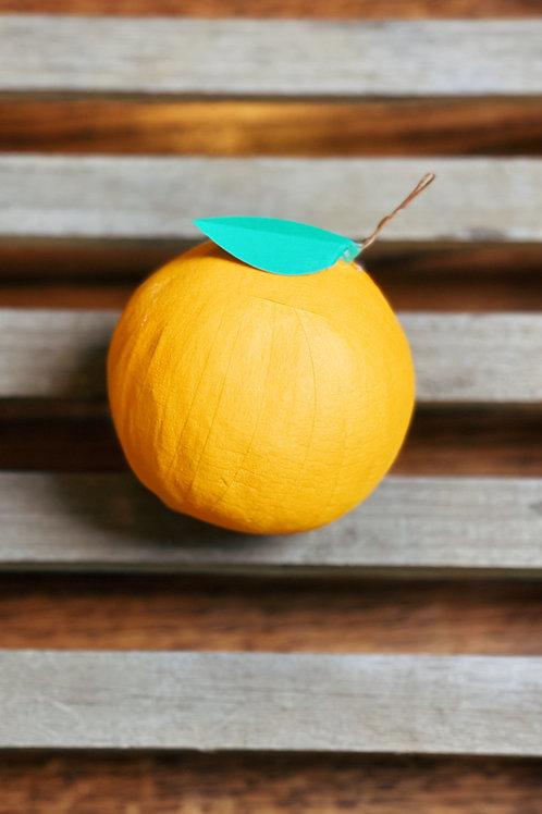 Deluxe Surprize Orange Ball