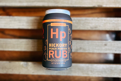 Spiceology Hicory Peach Porter Rub