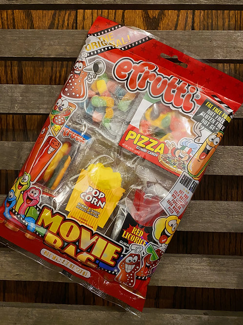 eFruitti Move Bag Gummies