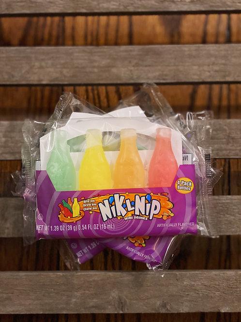 Nik L Nip Wax Bottle Drinks